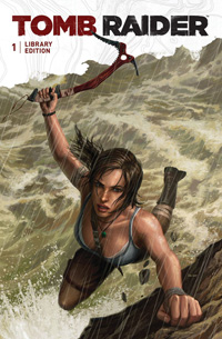 Tomb Raider Library Edition Volume 1